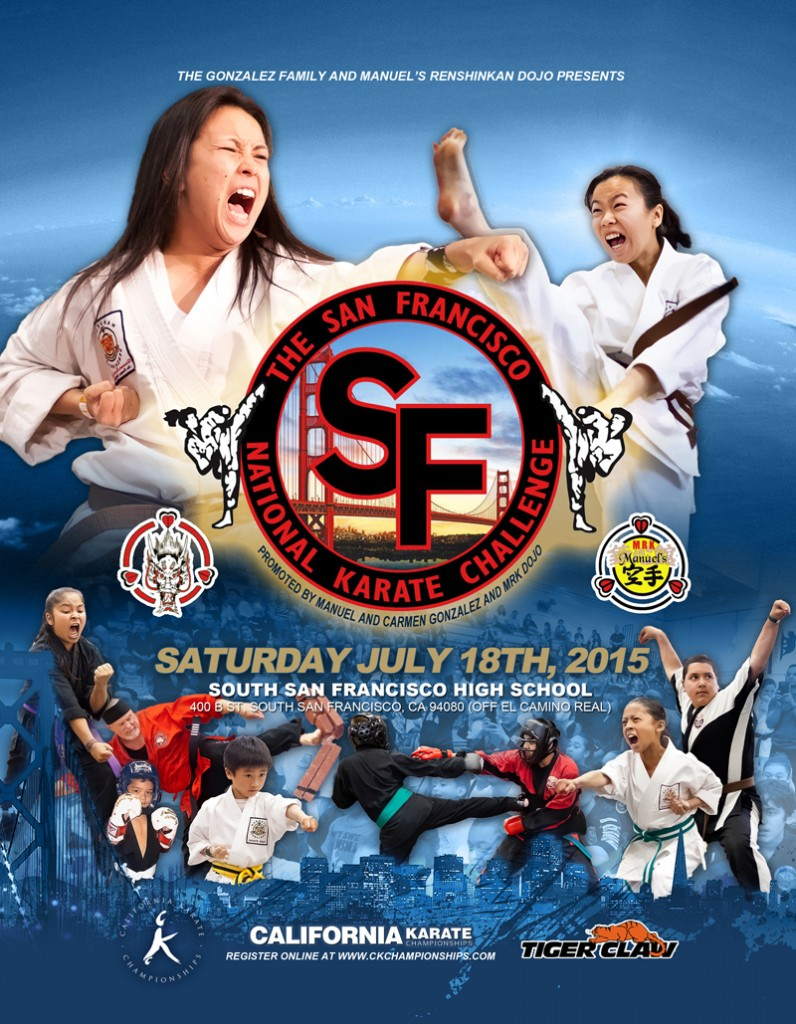 SF National Karate Challenge