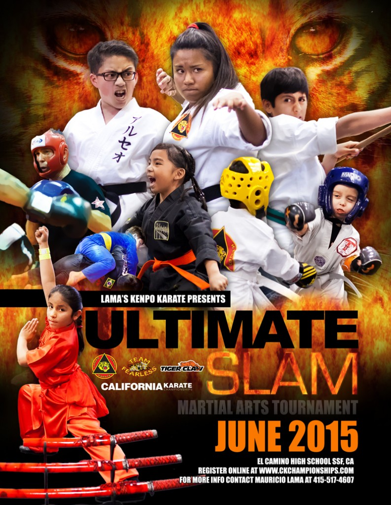 Ultimate Slam June 2015